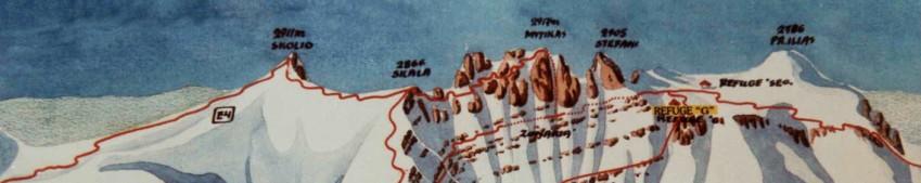 panorama olimp trasa