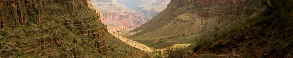 panorama grand canyon south
