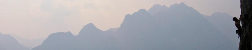 panorama wspinanie w arco