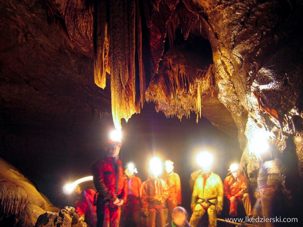 Morawski Kras, jaskinia, Amatérská Jeskyně
