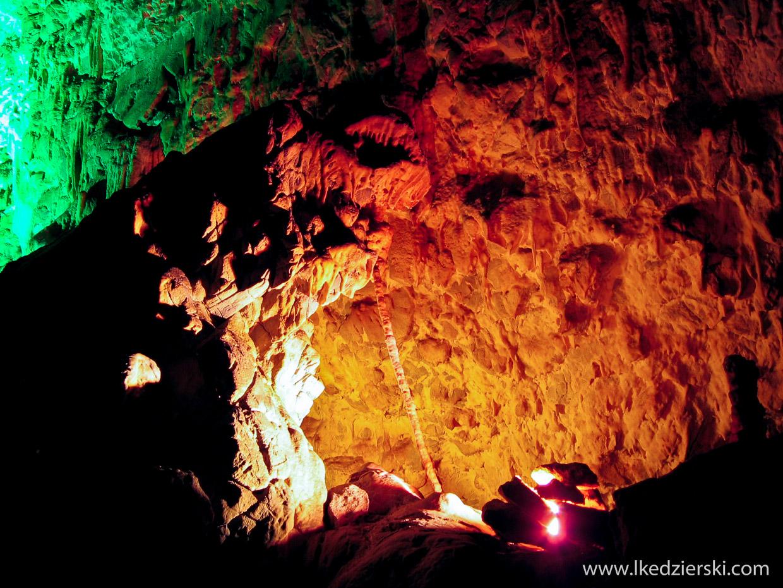 Morawski Kras, jaskinia Kateřinská jeskyně