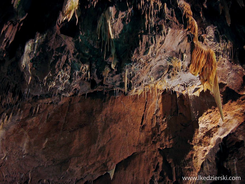 Morawski Kras - jaskinia Punkevní jeskyně