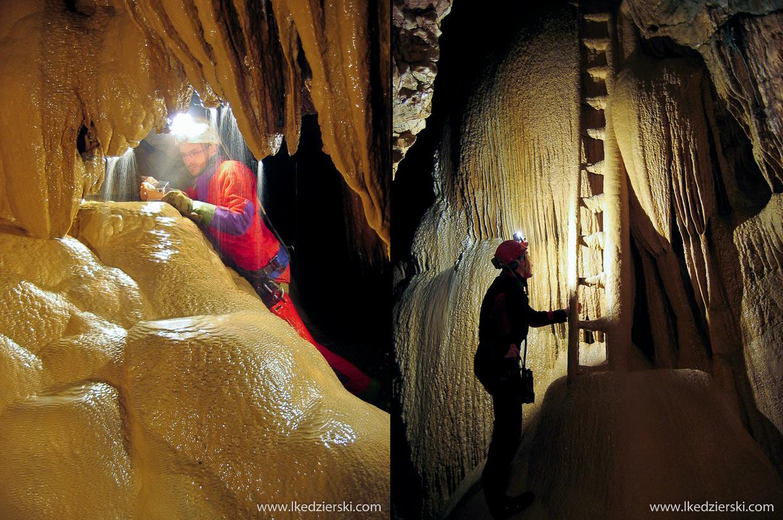 Morawski Kras - jaskinia Rudické Propadání
