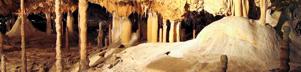 panorama morawski kras katerinska jeskyne