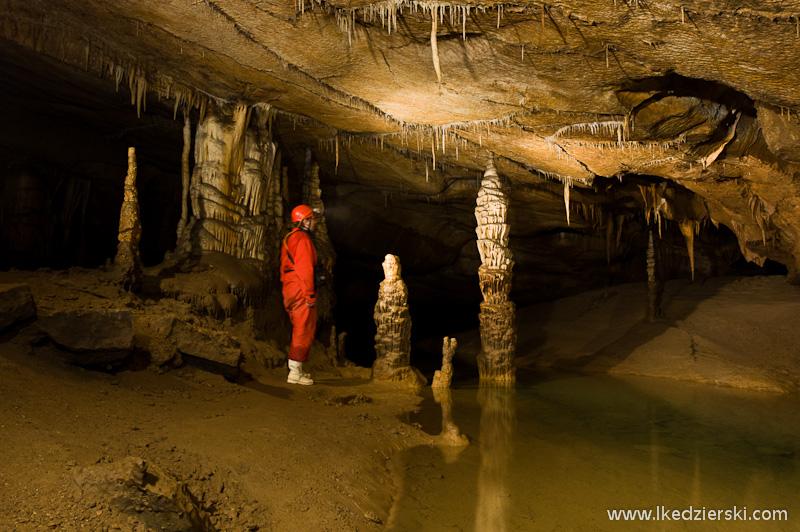 jaskinia Križna Jama grotołaz