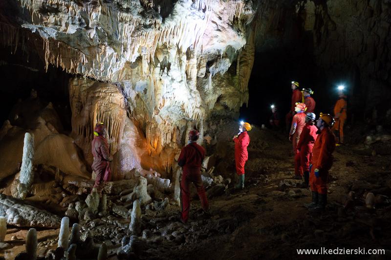 jaskinia postojna grotołazi