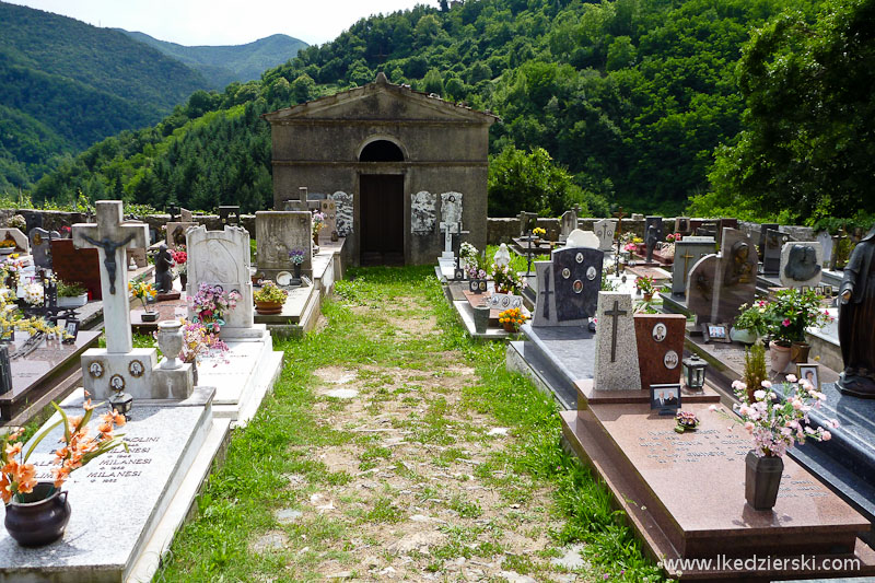 kanion pili cmentarz