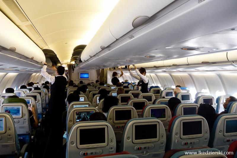 turkish airlines samolot tanie podróżowanie