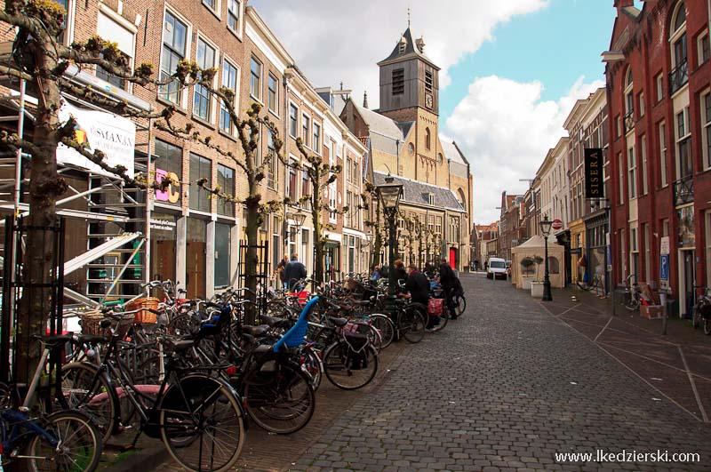 holenderskie miasta leiden