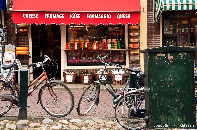 holenderskie miasta edam