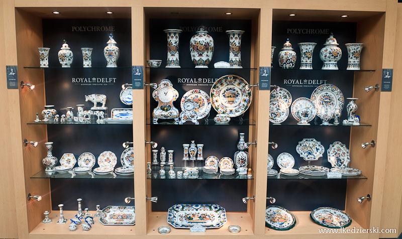 delft muzeum ceramiki sklep