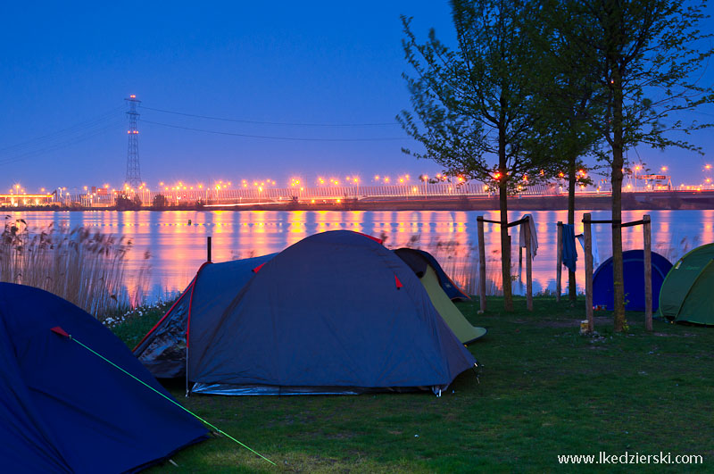 holandia informacje praktyczne camping amsterdam
