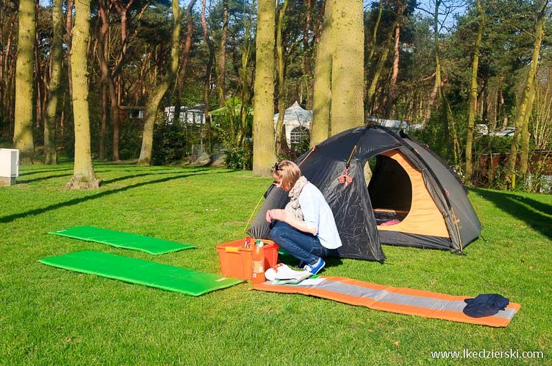holandia informacje praktyczne camping