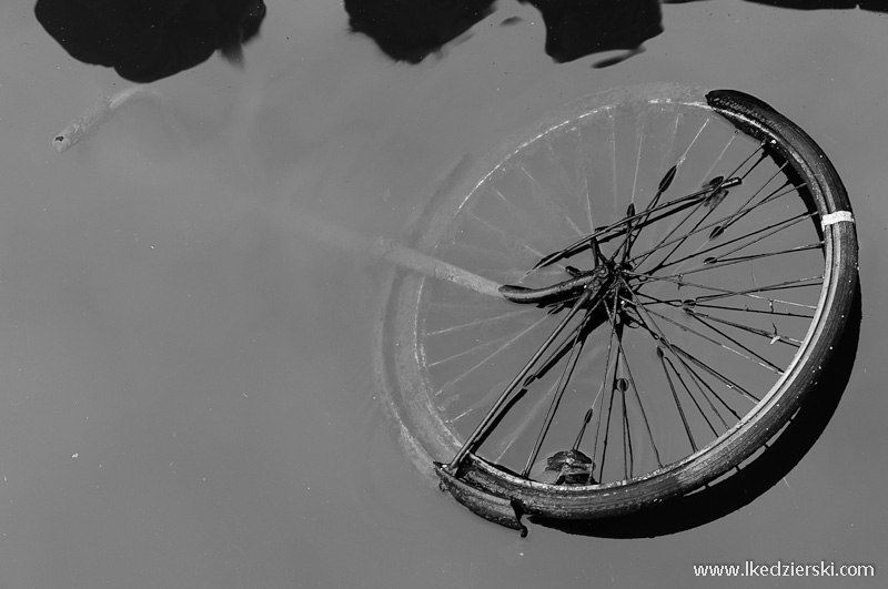 holadnia rower w kanale