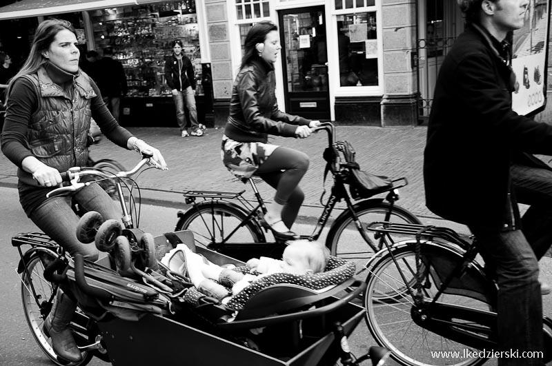 holadnia rowery z dzieckiem