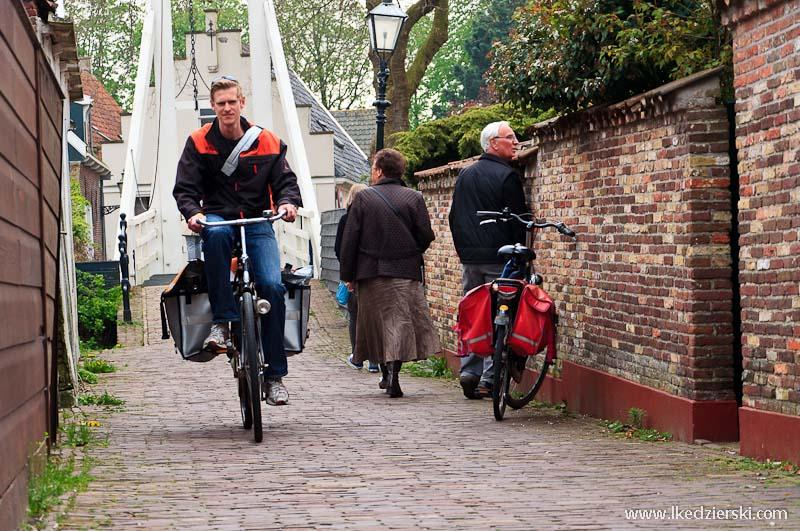 holandia informacje praktyczne rowerzysta