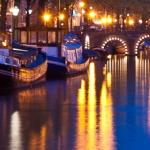 Amsterdam w telegraficznym skrócie