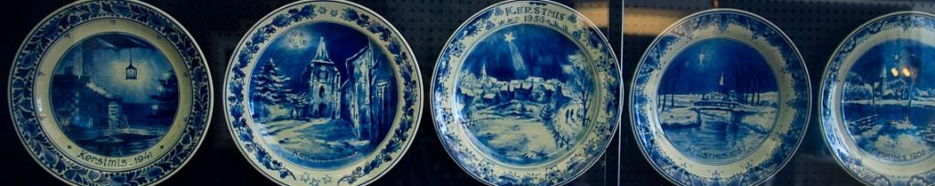 holandia ceramika delft panorama