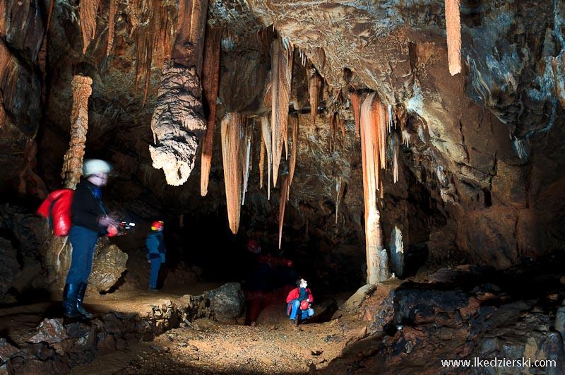 jaskinie na węgrzech jaskinia baradla