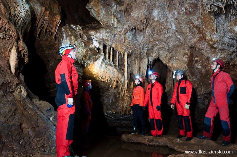 jaskinie na węgrzech jaskinia beke