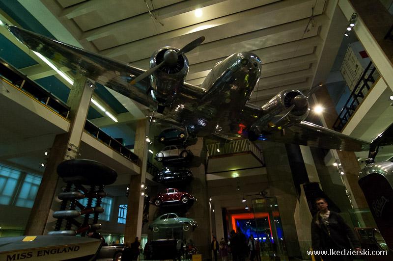 muzea londynu museum of science