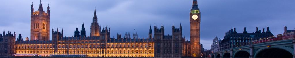 panorama londyn big ben