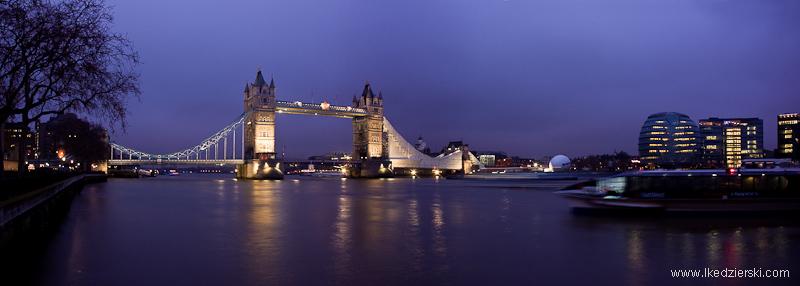 zwiedzanie londynu tower bridge