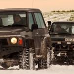 Rajd OFF-Road – czyli but i do przodu