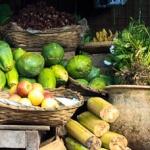 Lokalny targ w Kalaw