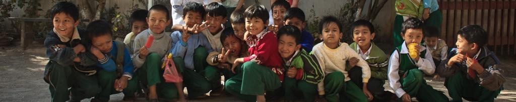 panorama szkoła w birmie