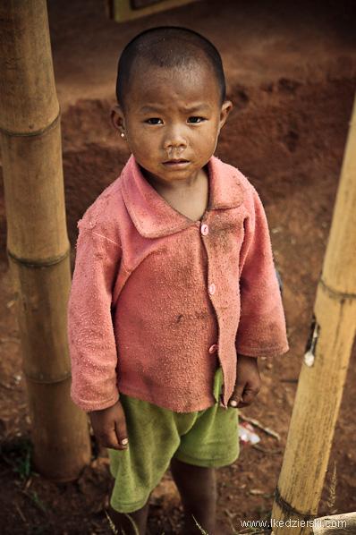 birma chłopiec