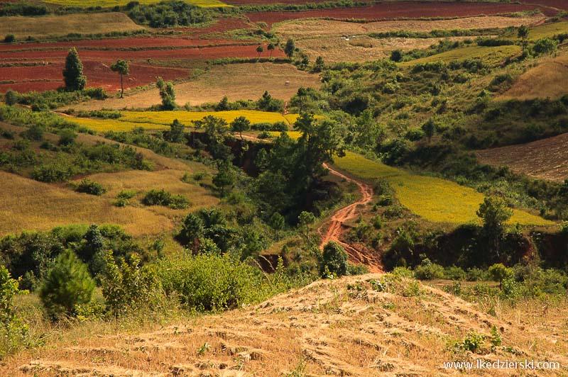 birma trekking nad inle lake