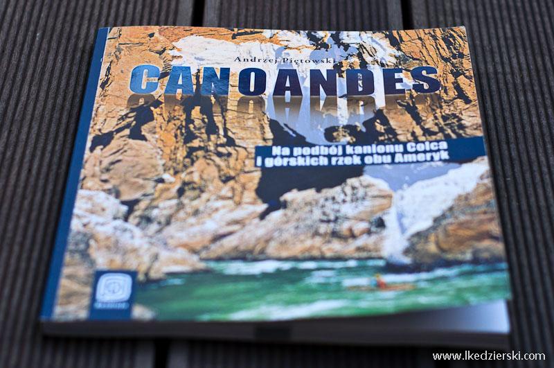 canoandes książka okładka