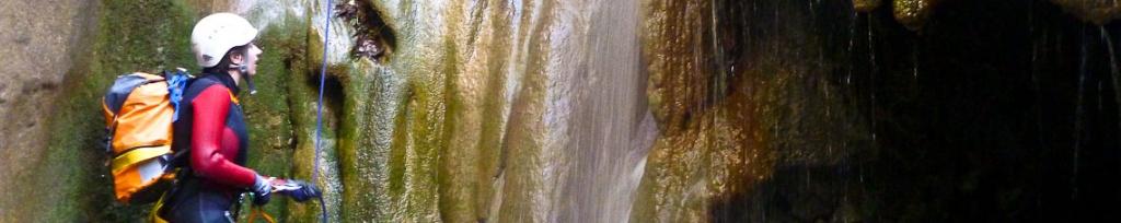 kaniony na krecie panorama