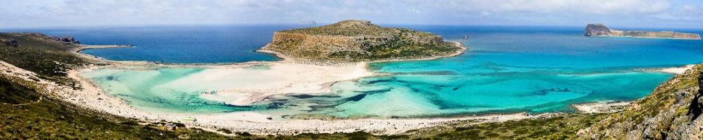 kreta laguna balos panorama