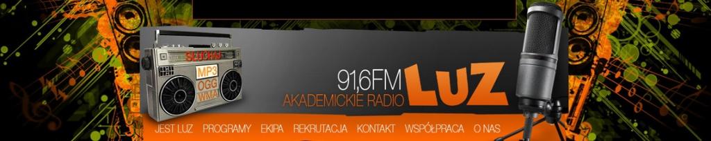 radio luz banner