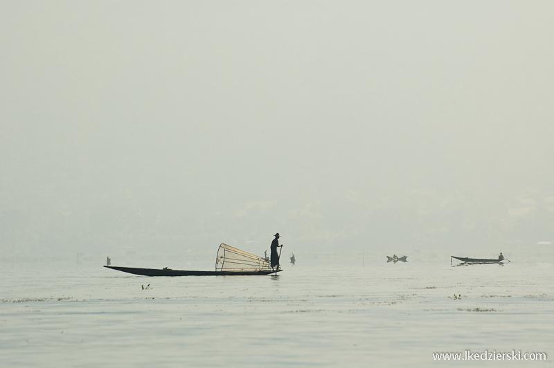 rybacy z inle lake