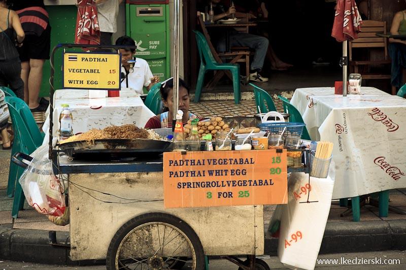 tajlandia budka z jedzeniem
