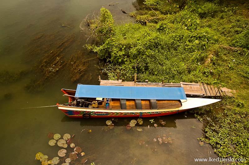tajlandia łódź długorufowa