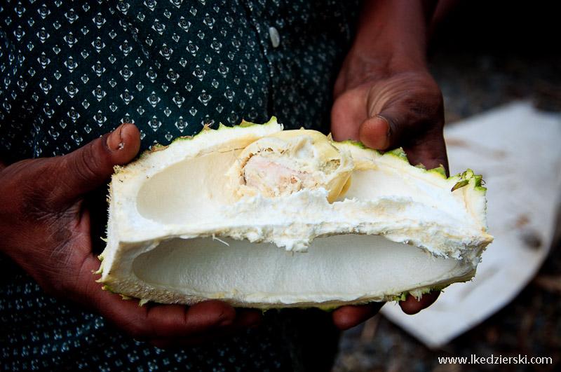 durian król owoców