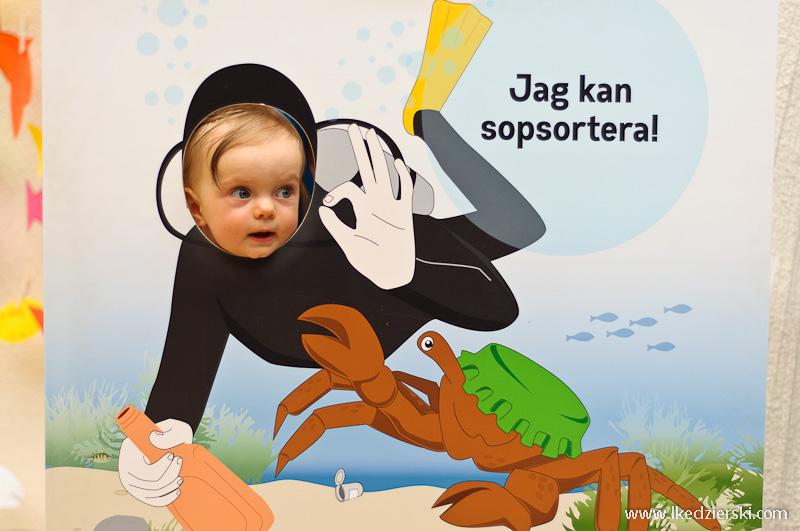 sortowanie śmieci w szwecji