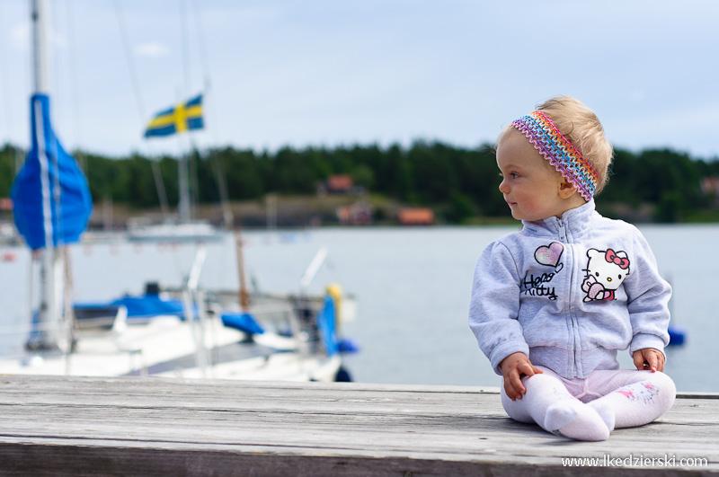 nadia w podróży nynashamn