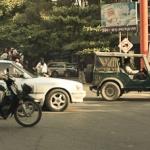 Transport w Mandalay, czy obowiązują tu przepisy drogowe?