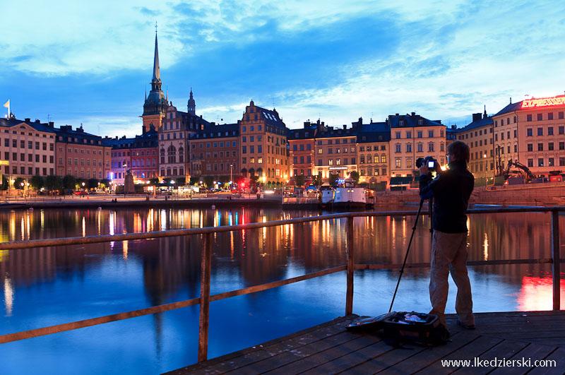 sztokholm fotograf paweł macieszonek