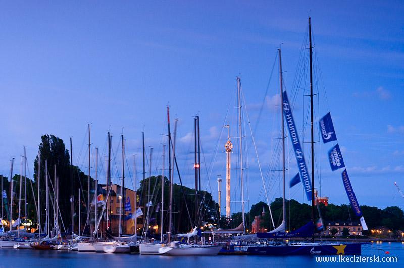 sztokholm jachty