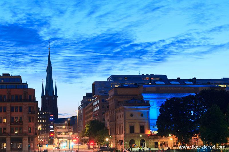 sztokholm kosciół św Klary