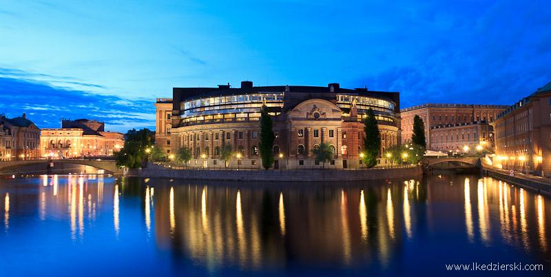 sztokholm riksdagshuset