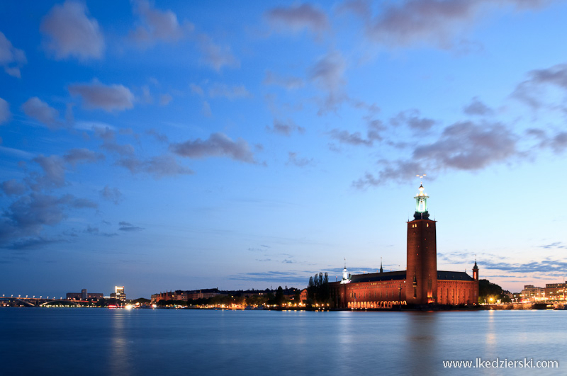 sztokholm stadshuset