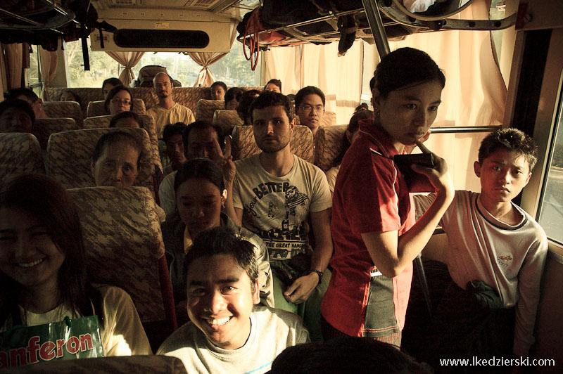 autobus do bagan