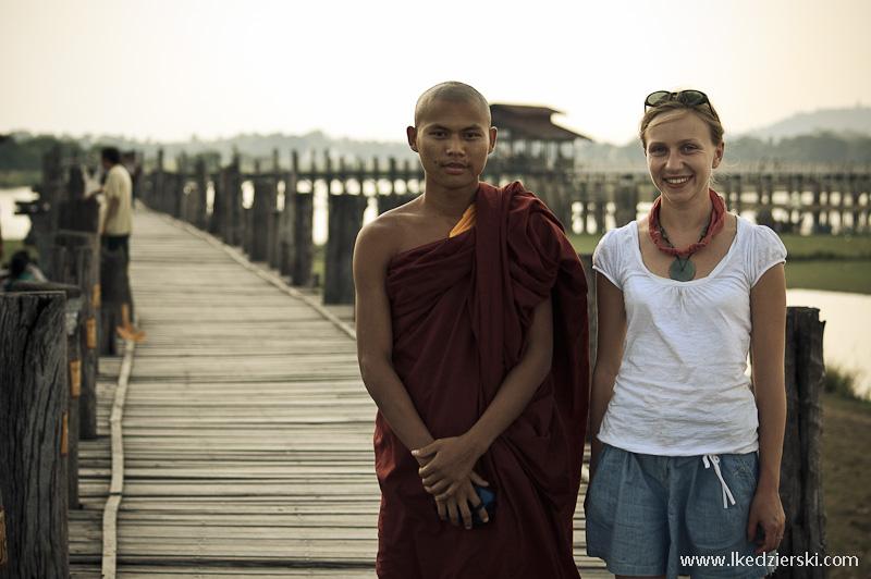 u bein bridge mnich